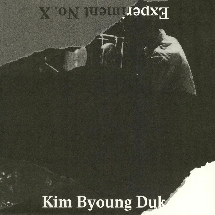 DUK, Kim Byoung - Experiment No X