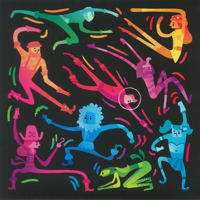 RODRIGUES, Dan/DAVE PROCTOR - Runbow (Soundtrack)