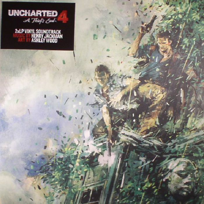 JACKMAN, Henry - Uncharted 4: A Thief's End (Soundtrack)