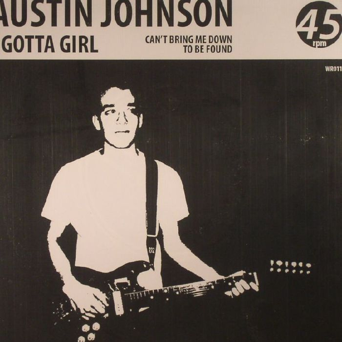 JOHNSON, Austin - I Gotta Girl