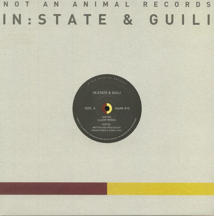 IN:STATE & GUILI - Vizitoz (feat Lauer & Lizards remixes)