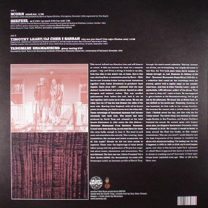 SCORN/SEEFEEL/VARIOUS - Ancient Lights & The Black Core (reissue)