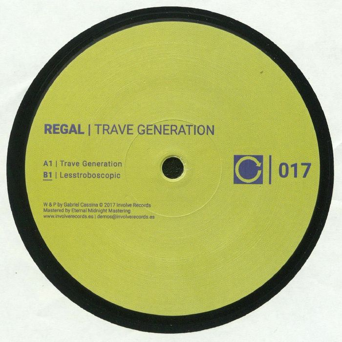 REGAL - Trave Generation