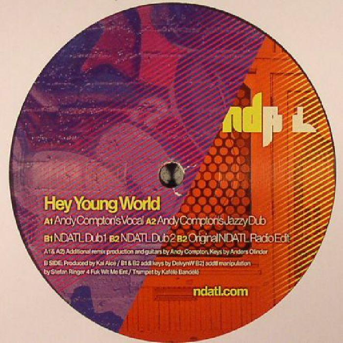 KAYENNE - Hey Young World