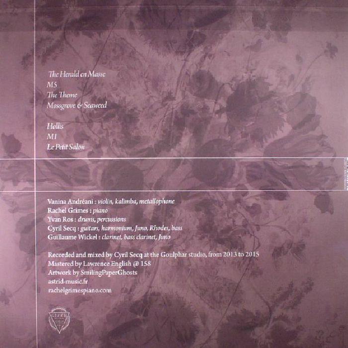 ASTRID/RACHEL GRIMES - Through The Sparkle