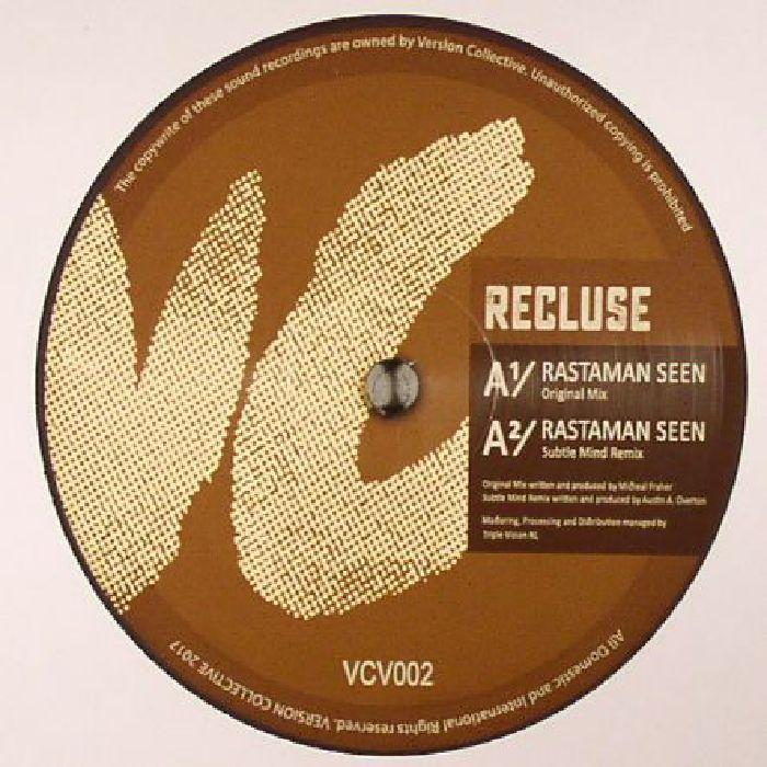 RECLUSE - Rastaman Seen