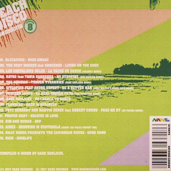 VARIOUS - Beach Disco Sessions Volume 8