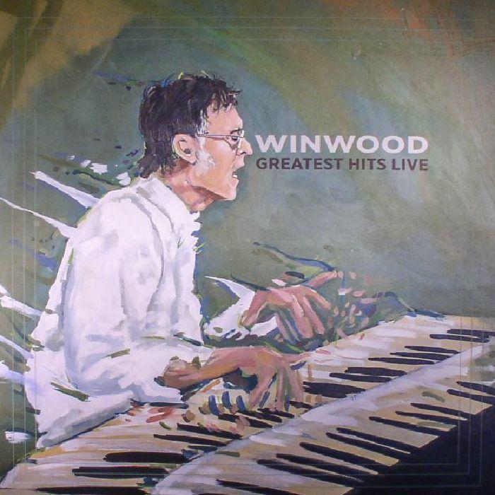 WINWOOD, Steve - Greatest Hits Live