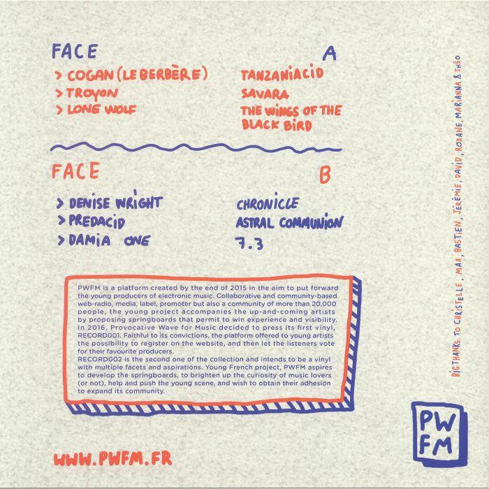 COGAN (LE BERBERE)/TROYON/LONE WOLF/DENISE WRIGHT/PREDACID/DAMIA ONE - PWFM Record 002