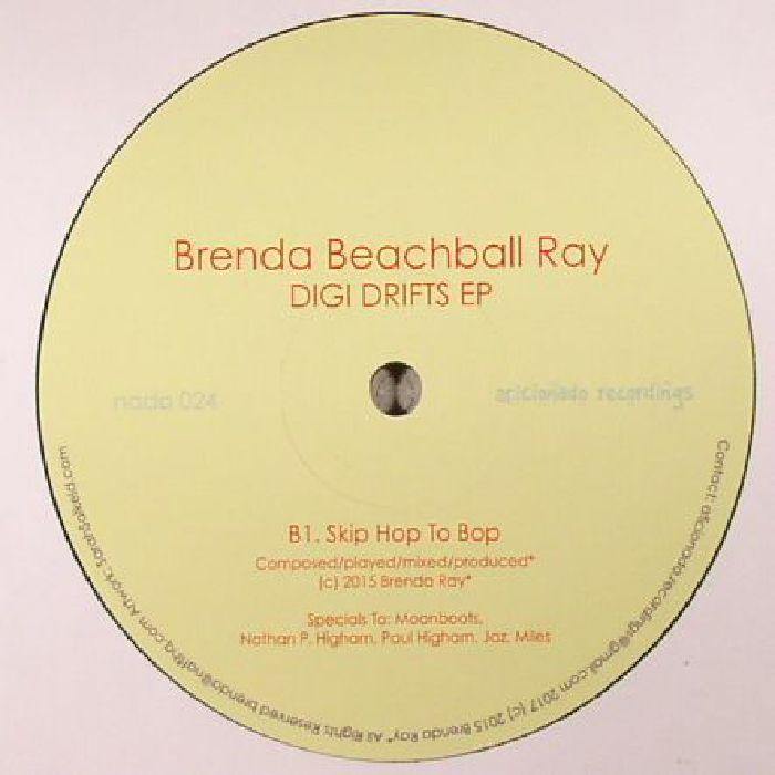 BRENDA BEACHBALL RAY - Digi Drifts EP