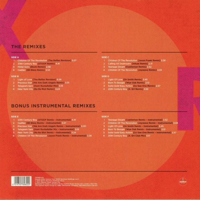 T REX - Remixes