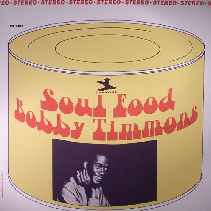 TIMMONS, Bobby - Soul Food