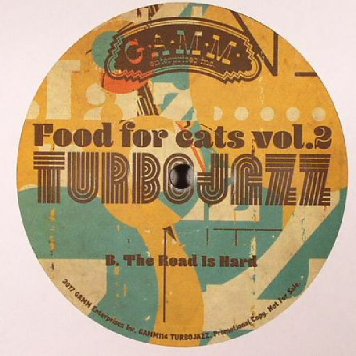 Turbojazz Food For Cats Vol