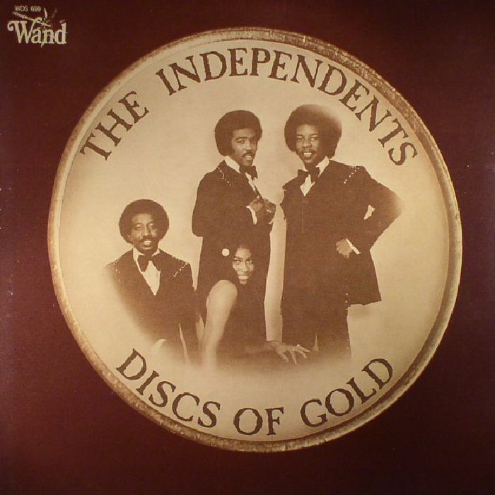 INDEPENDENTS, The - Discs Of Gold: Greatest Hits (warehouse find; slight sleeve wear)