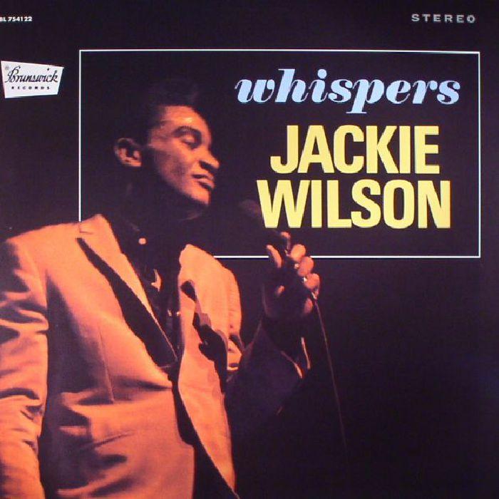 WILSON, Jackie - Whispers