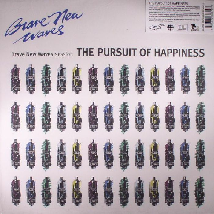 PURSUIT OF HAPPINESS, The - Brave New Waves Session (reissue)