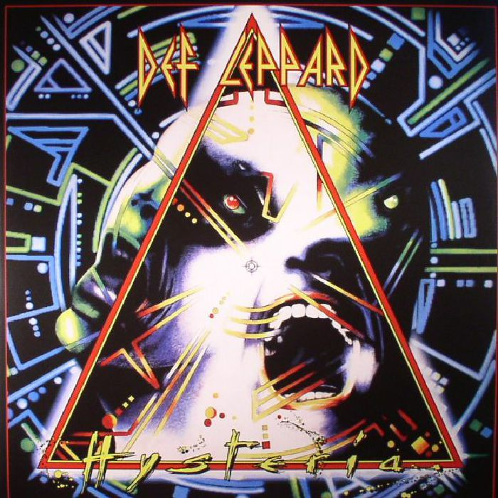 DEF LEPPARD - Hysteria (remastered)