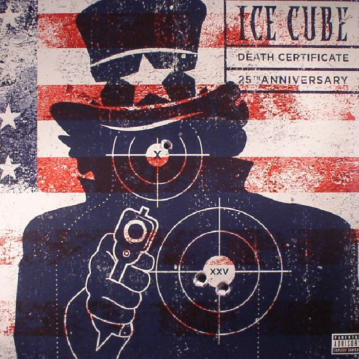 ICE CUBE - Death Certificate: 25th Anniversary