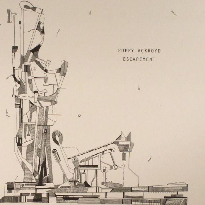 ACKROYD, Poppy - Escapement (reissue)