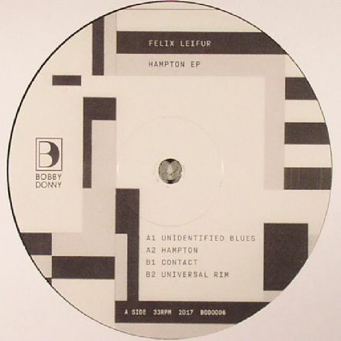 LEIFUR, Felix - Hampton EP