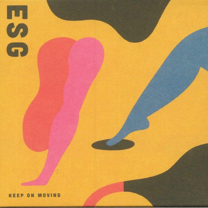ESG - Keep On Moving (reissue)