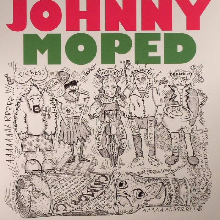 JOHNNY MOPED - Catatonic