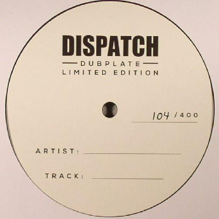 DLR/SCRIPT/SCAR - Dispatch Dubplate 009