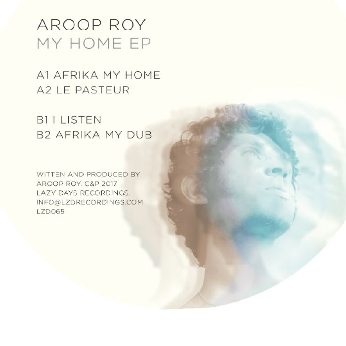 ROY, Aroop - My Home EP