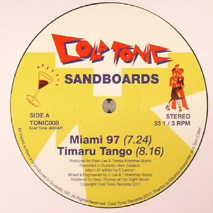 SANDBOARDS - Miami 97