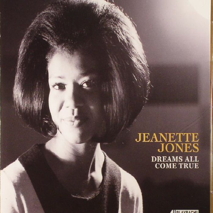 JONES, Jeanette - Dreams All Come True