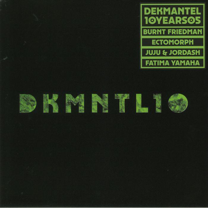 FRIEDMAN, Burnt/ECTOMORPH/JUJU & JORDASH/FATIMA YAMAHA - Dekmantel 10 Years 05