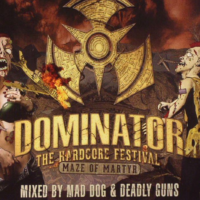 MAZE OF MARTYR - Dominator 2017: The Hardcore Festival