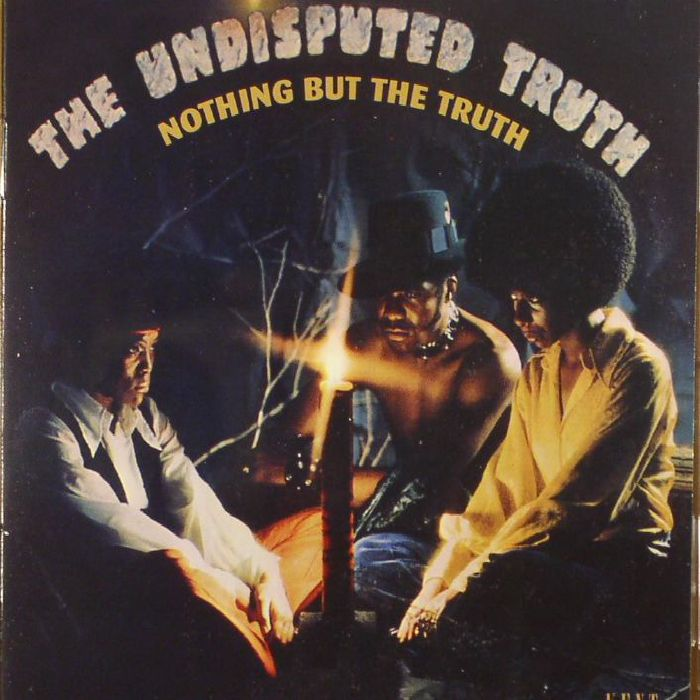 UNDISPUTED TRUTH, The - Nothing But The Truth: 3 Motown Albums On 2 CDs Plus Bonus Tracks