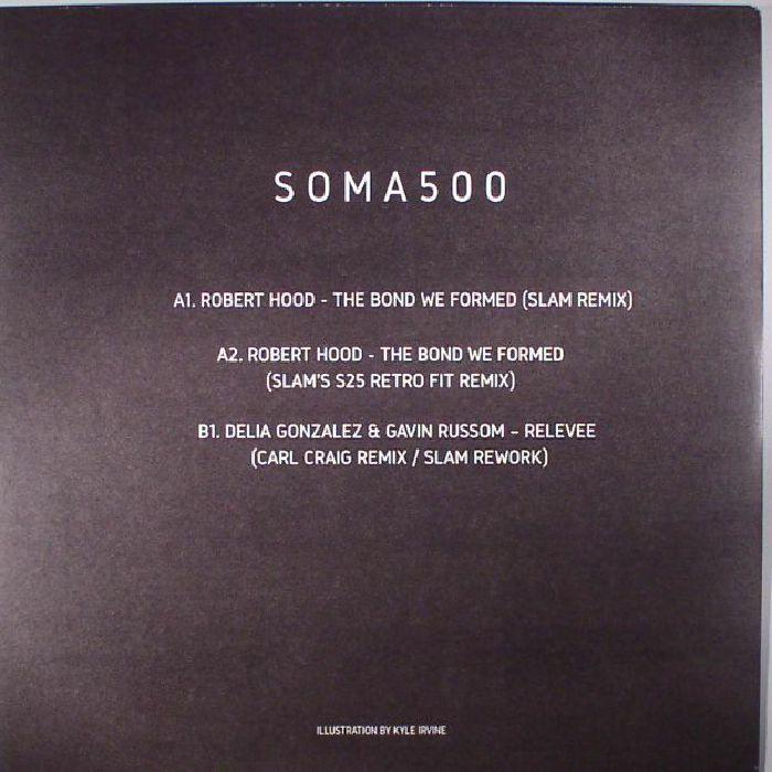 HOOD, Robert/DELIA GONZALEZ & GAVIN RUSSOM - SOMA 500 Slam remixes