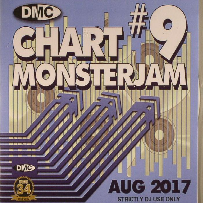 VARIOUS - DMC Chart Monsterjam #9 August 2017 (Strictly DJ Only)