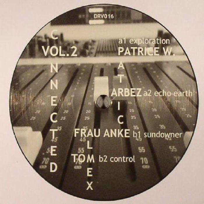 PATRICE W/PATRICK ARBEZ/FRAU ANKE/TOM ALMEX - Connected Vol 2