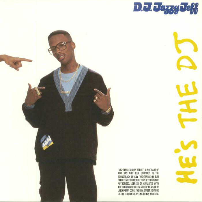 DJ JAZZY JEFF/THE FRESH PRINCE - He's The DJ I'm The Rapper
