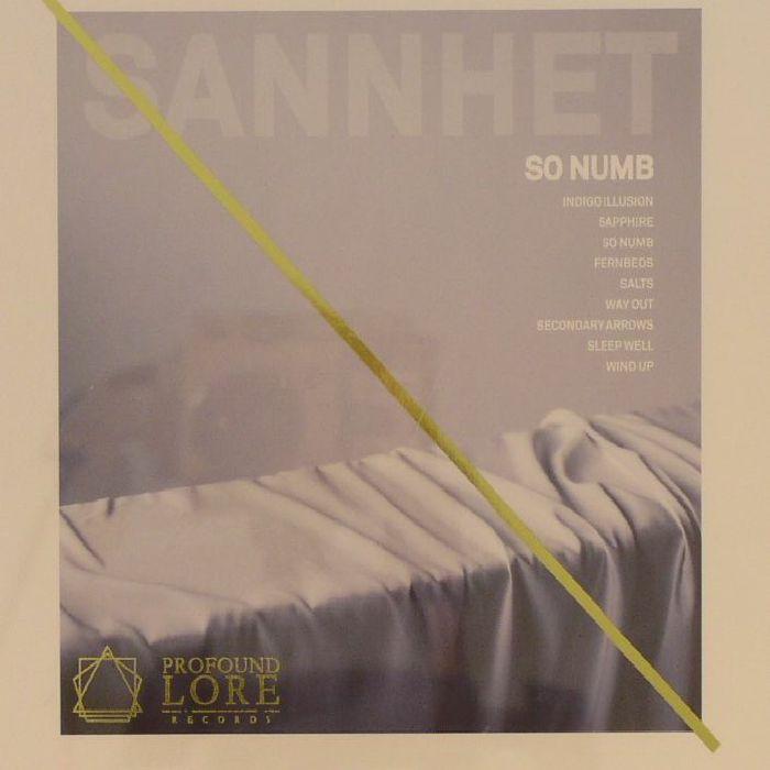 SANNHET - So Numb