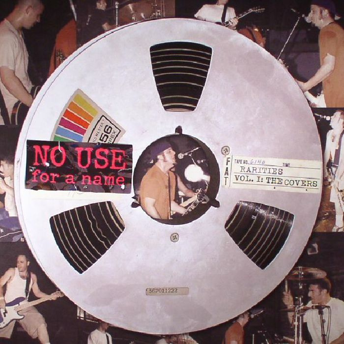 NO USE FOR A NAME - Rarities Vol 1: The Covers