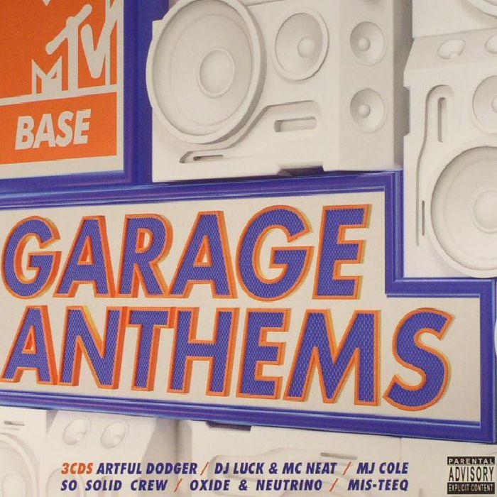 VARIOUS - MTV Base Garage Anthems