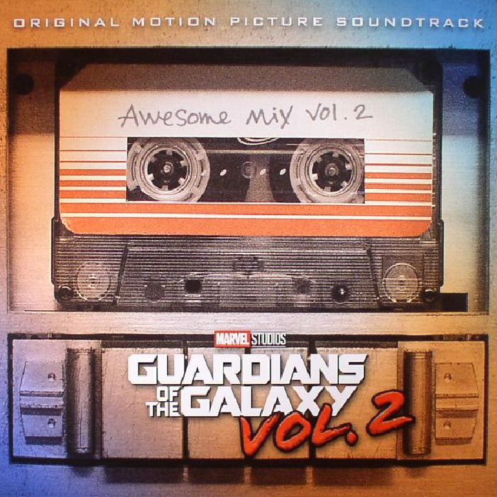 Various Guardians Of The Galaxy Awesome Mix Vol 2