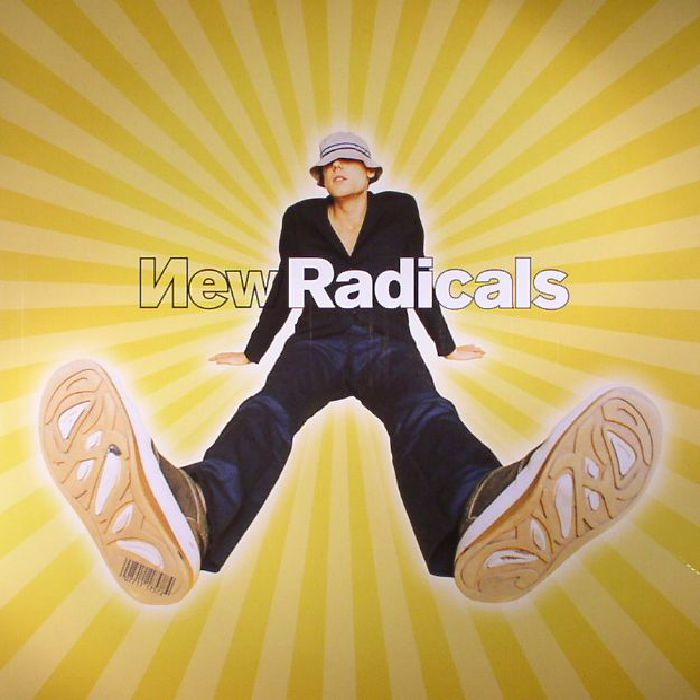 NEW RADICALS - Maybe You've Been Brainwashed Too (reissue)