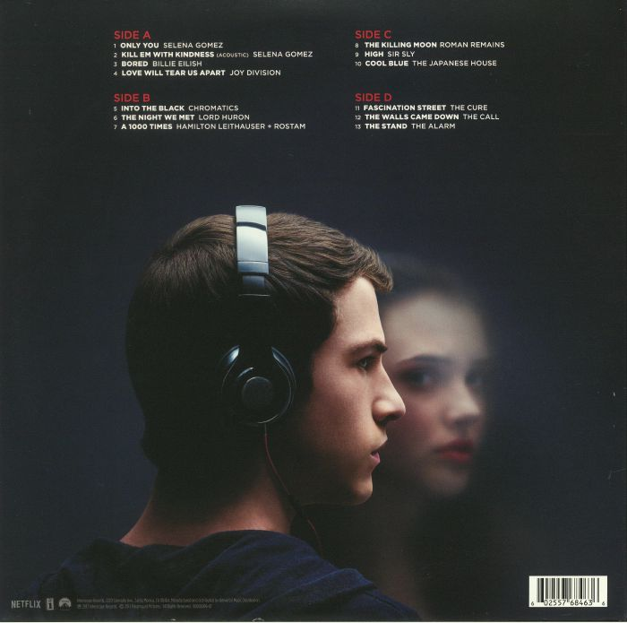 VARIOUS - 13 Reasons Why (Soundtrack)