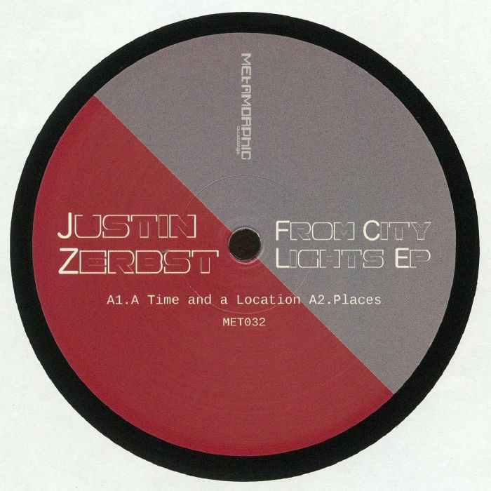 ZERBST, Justin - From City Lights EP