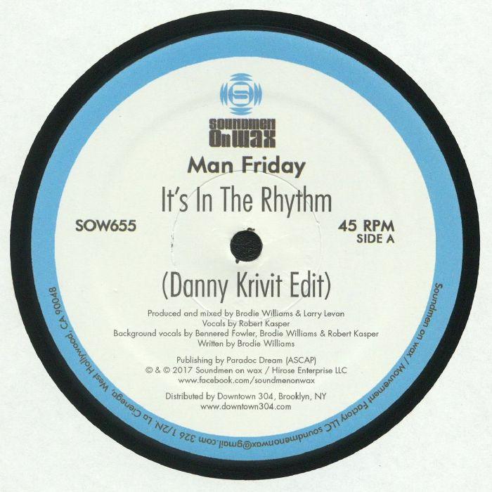 MAN FRIDAY - It's In The Rhythm