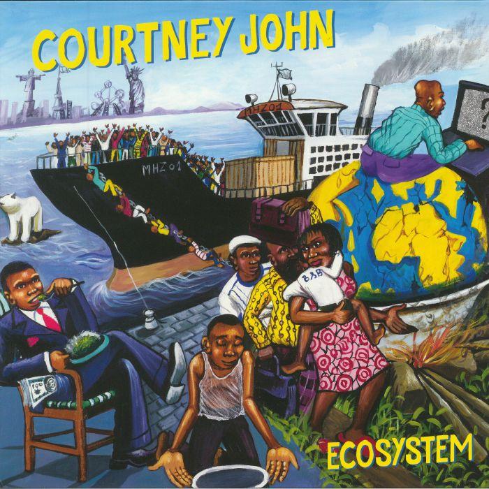 JOHN, Courtney - Ecosystem