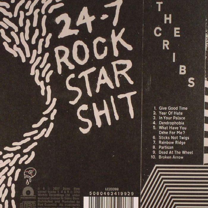 CRIBS, The - 24 7 Rock Star Shit