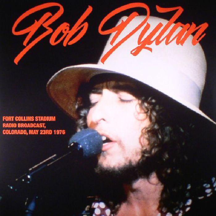 DYLAN, Bob - Fort Collins Stadium Radio Broadcast: Colorado May 23rd 1976
