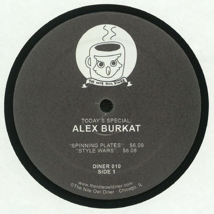 BURKAT, Alex - Last Days Of Flatbush EP
