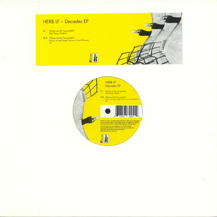 HERB LF - Decades EP